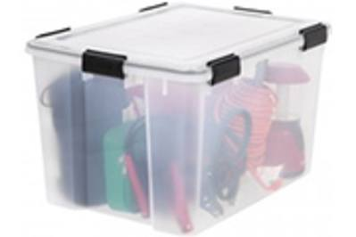 Iris 74 Quart Weathertight Box Aka The Watertight Tote