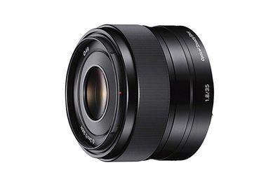 Sony E 35mm f/1 8 OSS