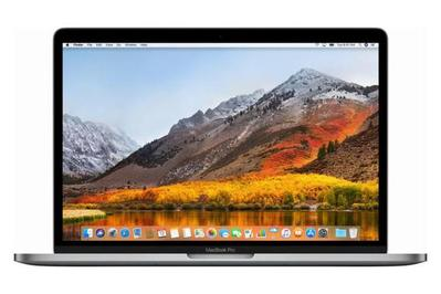 Apple MacBook Pro (13-inch, 2017, Two Thunderbolt 3 Ports)