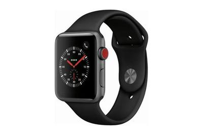 Apple Watch Series 3 (aluminum) with cellular