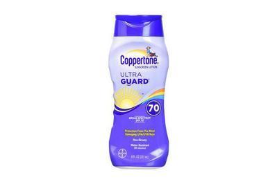 Coppertone Ultraguard Sunscreen Lotion SPF 70