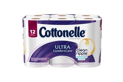 Cottonelle Ultra Comfort Care