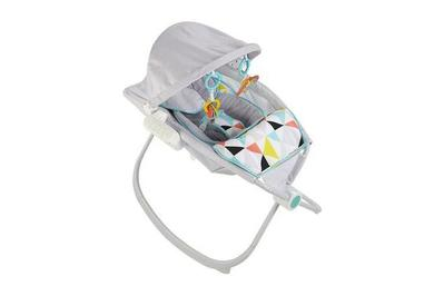 Fisher-Price Premium Auto Rock 'n Play Sleeper with Smart Connect