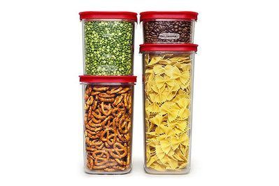 Rubbermaid Modular Canisters