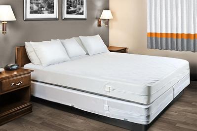 Sleep Defense System by Hospitology Waterproof/Bed Bug Proof Mattress Encasement