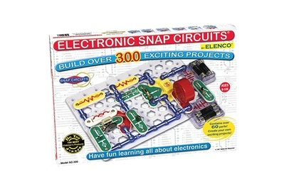 SnapCircuits Electronics Discovery Kit