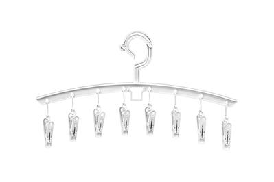 Whitmor Designer Plastic Clip and Drip Add-On Hangers (Set of 3)